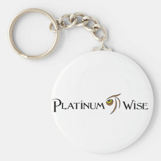 Platinum Wise Clothing Co. Key Chain
