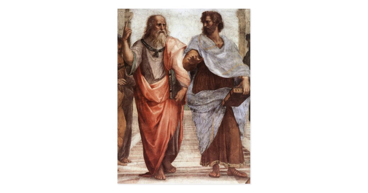 aristotle versus plato Aristotle set up a school in athens to rival plato's academy: the lyceum the competition that ensued between the two schools, and between plato and aristotle, set the world on an intellectual adventure that lasted through the middle ages and renaissance and that still continues today.