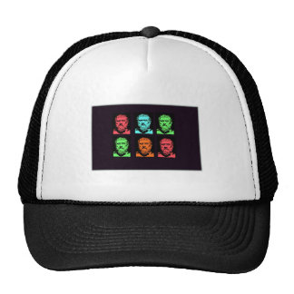 Plato Collage Hat