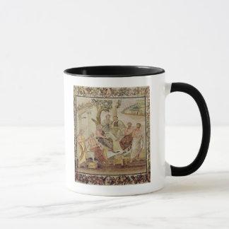 Plato Conversing with his Pupils Mug