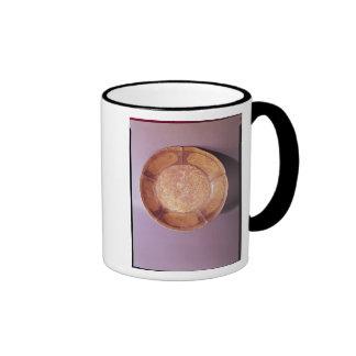 Plato grabado, dinastía Tang Tazas De Café