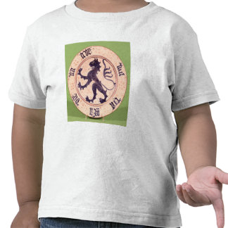 Plato Hispano-Moresque lata-esmaltado Camisetas