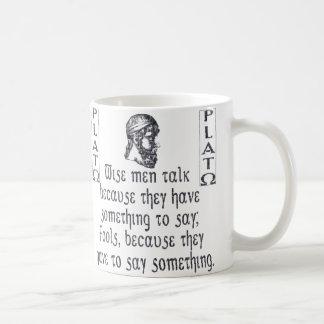 Plato Coffee Mugs