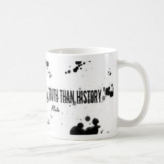 Plato Quote Mug