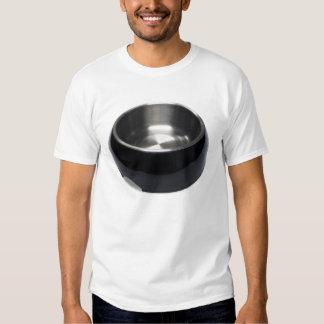 Plato vacío camisas