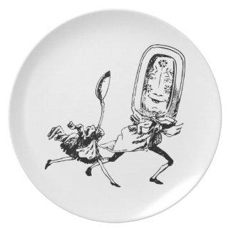 Plato y la cuchara