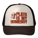Platón es mi Homeboy Gorros