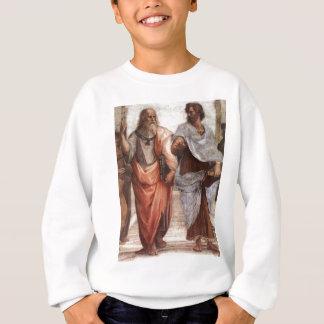 Platón y Aristóteles Camisas