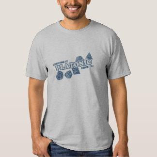 Platonic Love SInce 74 Shirt
