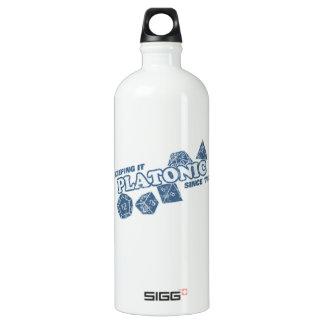 Platonic Love SInce 74 SIGG Traveler 1.0L Water Bottle