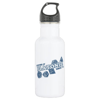 Platonic Love SInce 74 Stainless Steel Water Bottle