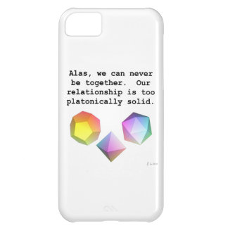 Platonically Solid Case For iPhone 5C