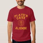 platos cave4 t-shirts