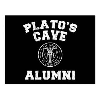 Plato's Cave Alumni Postcard