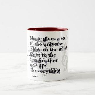 Plato's Coffee Mug