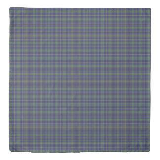 Platt Scottish Plaid Printed Tartan Duvet Cover