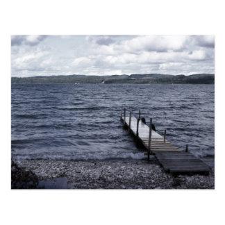 Platte River Michigan Postcard