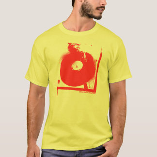 Platter Stencil T-Shirt