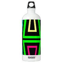 Platterns Aluminum Water Bottle