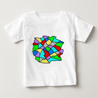 Platterns , Mosaic Tee Shirt