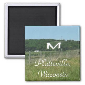 Platteville, Wisconsin Magnet