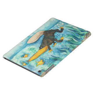 """""""Platty"""" the Platypus by Mike Quinn Case For iPad Air"""