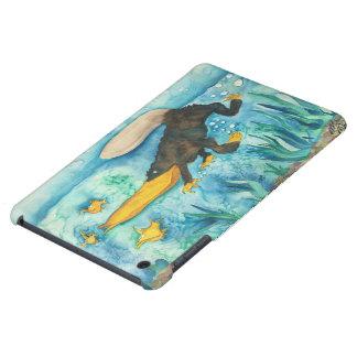 """Platty"" the Platypus by Mike Quinn iPad Mini Cases"