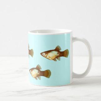 Platy Parade Coffee Mug