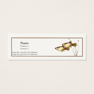 Platy Profile Card
