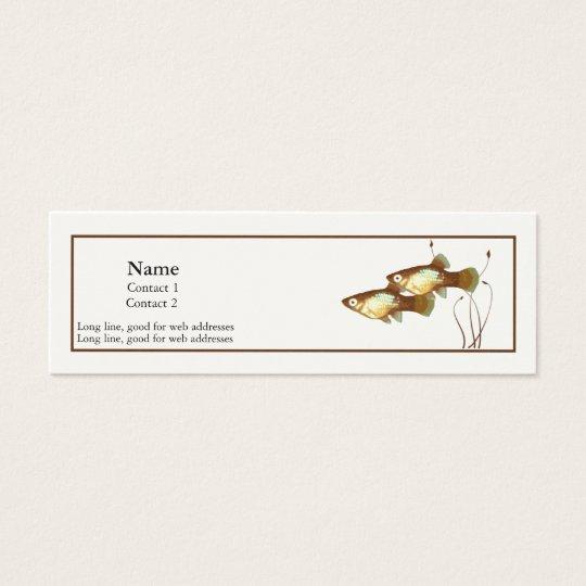 Platy Profile Card