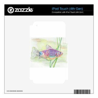 Platy.tif iPod Touch 4G Skin