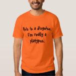 Platypus Costume Shirt