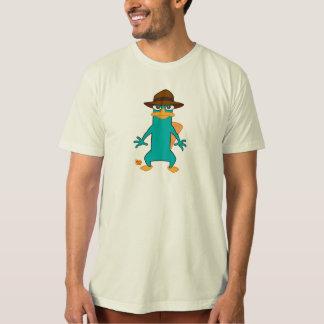 Platypus del agente P de Phineas y de Ferb en la Remera