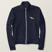 Platypus Embroidered Jacket