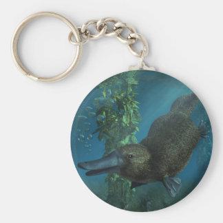 Platypus Key Chains