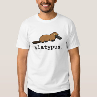 Platypus Light Colors T-Shirt