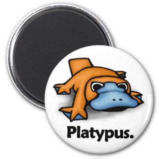 Platypus Platypus. Magnet