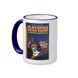 Platypus Police Squad mug