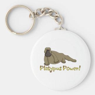Platypus Power Keychain