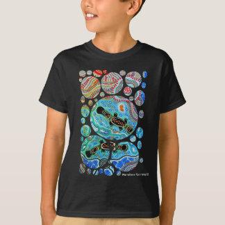 Platypus que soña la camiseta