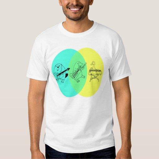 Platypus Rocks T-Shirt