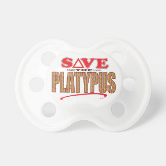 Platypus Save Pacifier