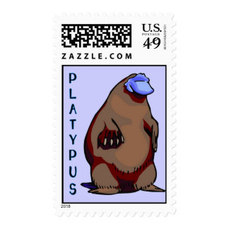 Platypus Stamps