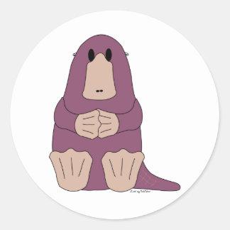 Platypus sticker