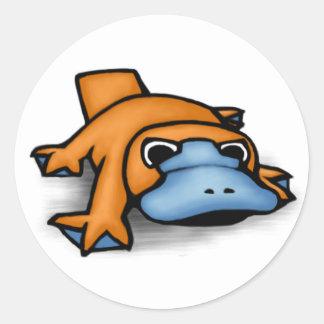 Platypus Stickers