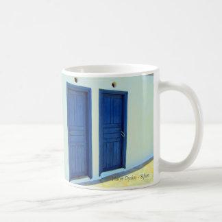 Platys Gyalos - Sifnos Classic White Coffee Mug