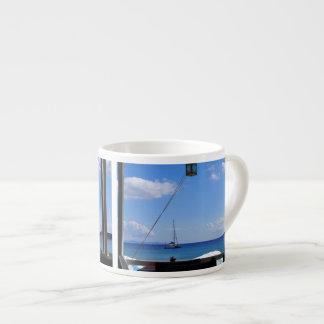 Platys Gyalos - Sifnos Espresso Cup