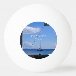 Platys Gyalos - Sifnos Ping-Pong Ball