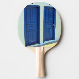 Platys Gyalos - Sifnos Ping-Pong Paddle