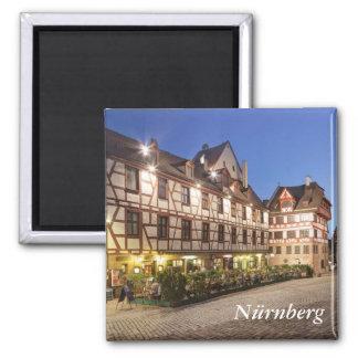 Platz am Tiergärtnertor, Nürnberg Magnet